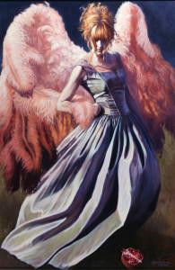 Anioł Karnawałowy