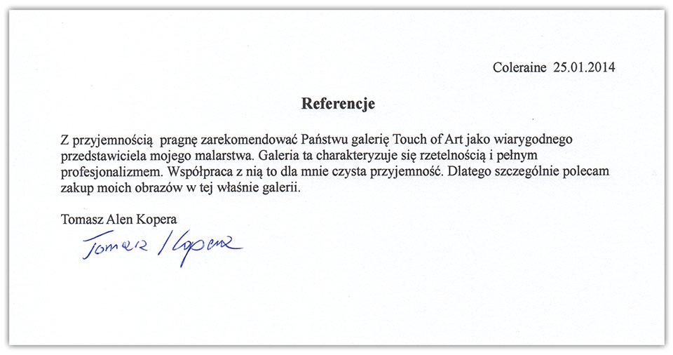 referencje_tomasz_alen_kopera