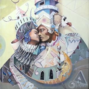 Pocałunek Ikona
