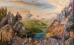 Harmonia architektury i pejzażu