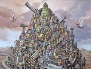 Wieża astronomów