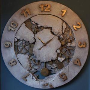 Zegar okrągły