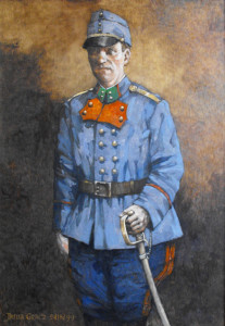 Portret Ułana