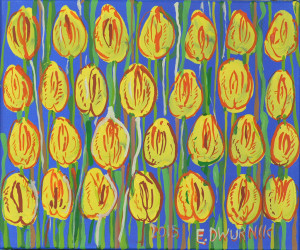 Tulipany piaskowe