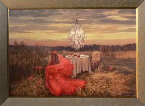 Niedokończona kolacja - Jesień