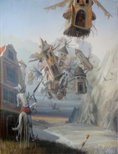 W krainie latających wiatraków