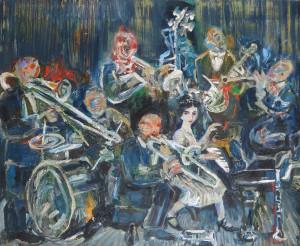 King Oliver Band