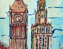 Warszawa – Londyn