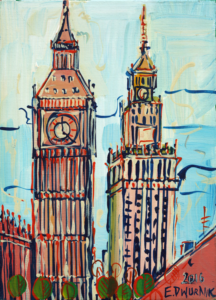 Warszawa-Londyn