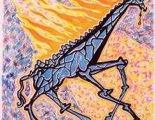 Płonąca Żyrafa