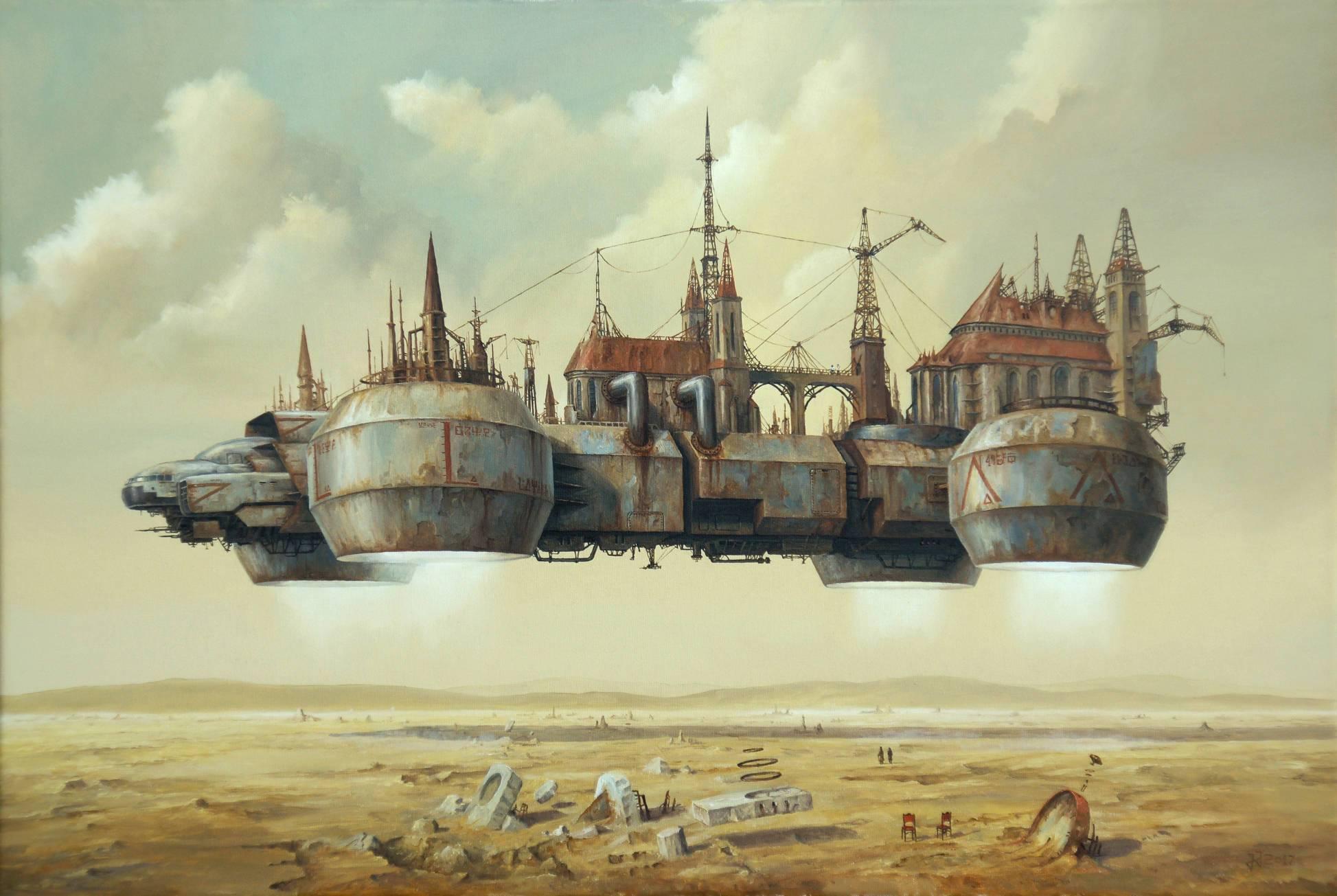 Władcy pustyni