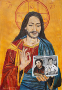 Chrystus i Cecylia