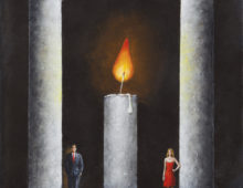 Life is a candle light