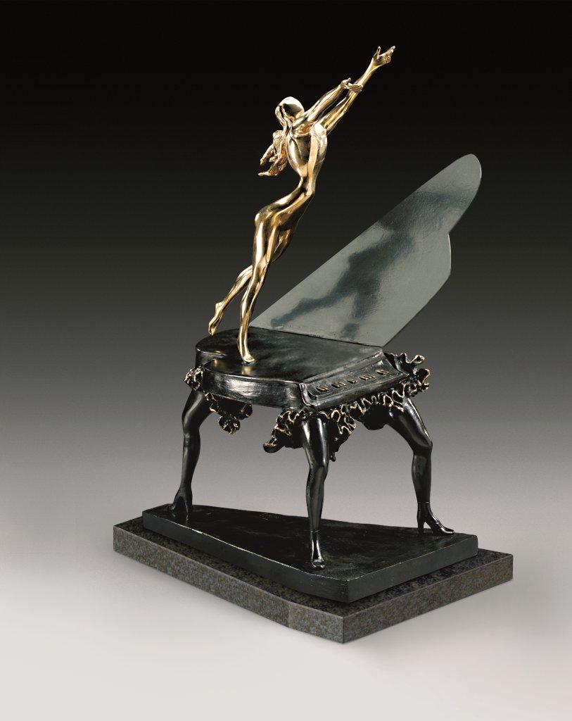Surrealistyczne pianino