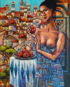 Ewa w Toskanii