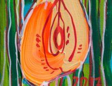Tulipan pomarańczowy