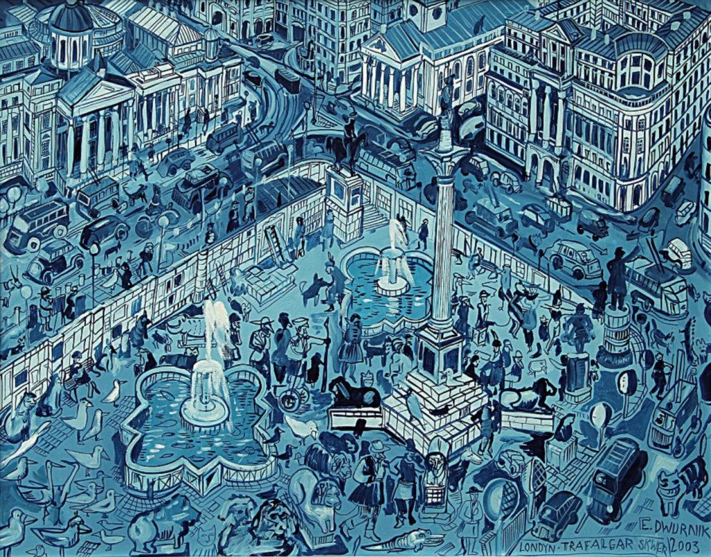 Londyn Trafalgar