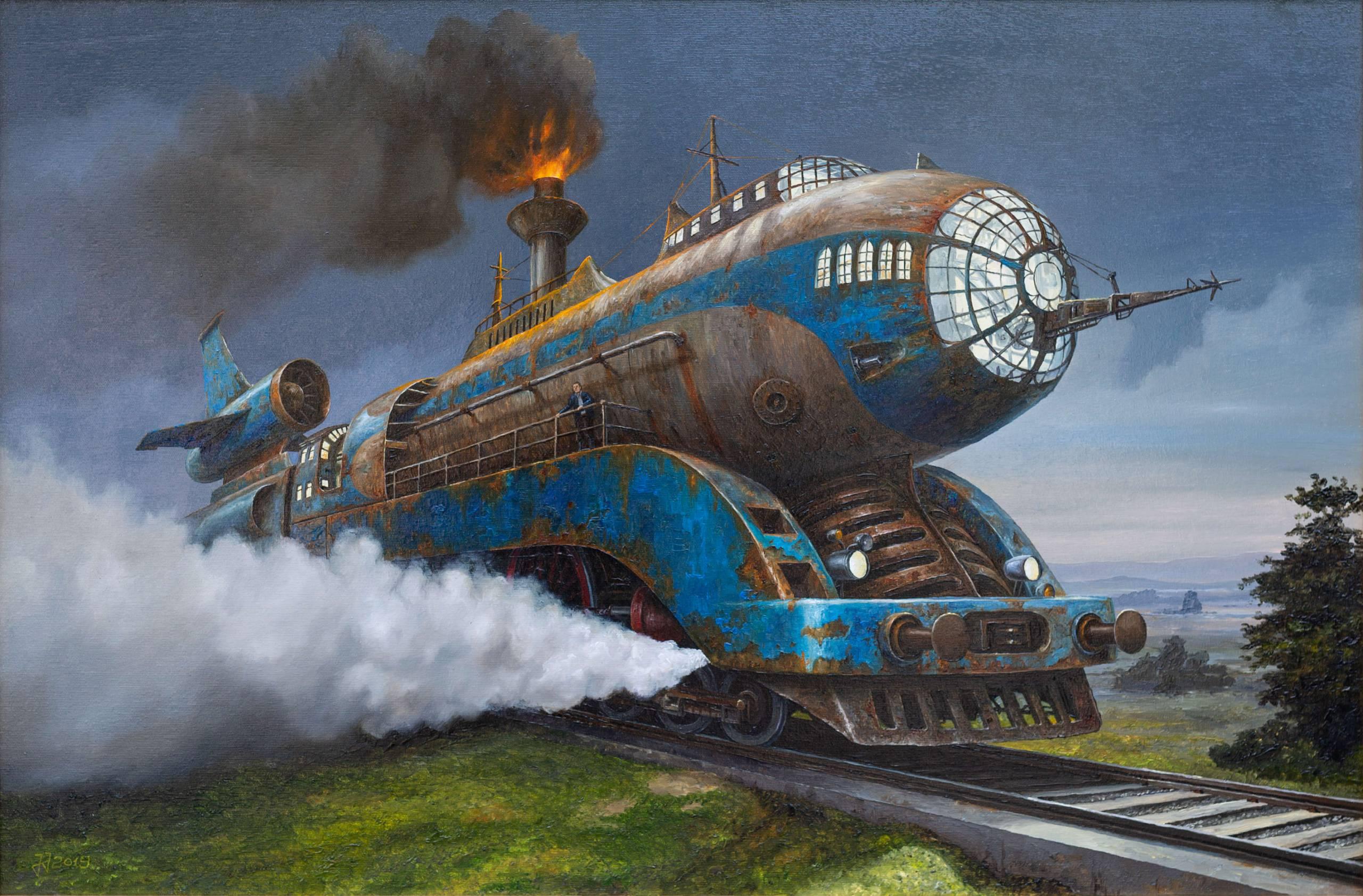 Błękitna torpeda